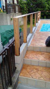 相模原・町田・八王子で自然素材の健康住宅を提供する相陽建設の外構工事@辻堂
