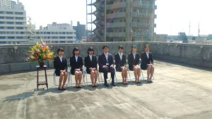 相模原・町田・八王子で自然素材の健康住宅を提供する相陽建設の新入社員たち