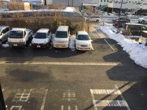 相模原・町田・八王子で自然素材の健康住宅を提供する相陽建設、雪かきの結果こうなりました