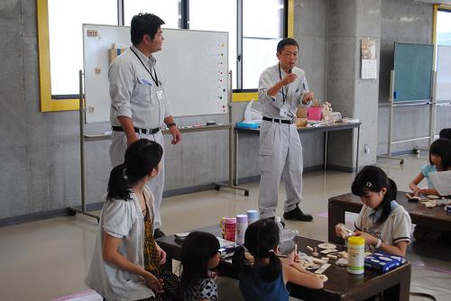 相模原・町田・八王子で自然素材の健康住宅を提供する相陽建設は、お子様向けの木工教室を開催します