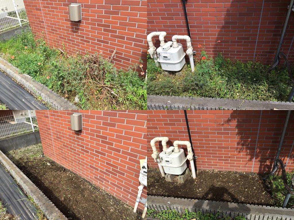 相模原・町田・八王子で自然素材の健康住宅を提供する相陽建設、2019年も草むしり